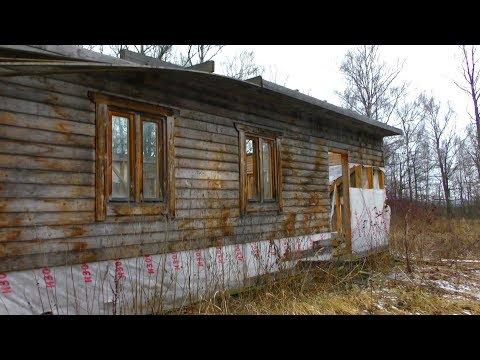 ИСТОРИЯ одного Дома, Что будет с ДОМОМ если его не посещать, Построили и забыли