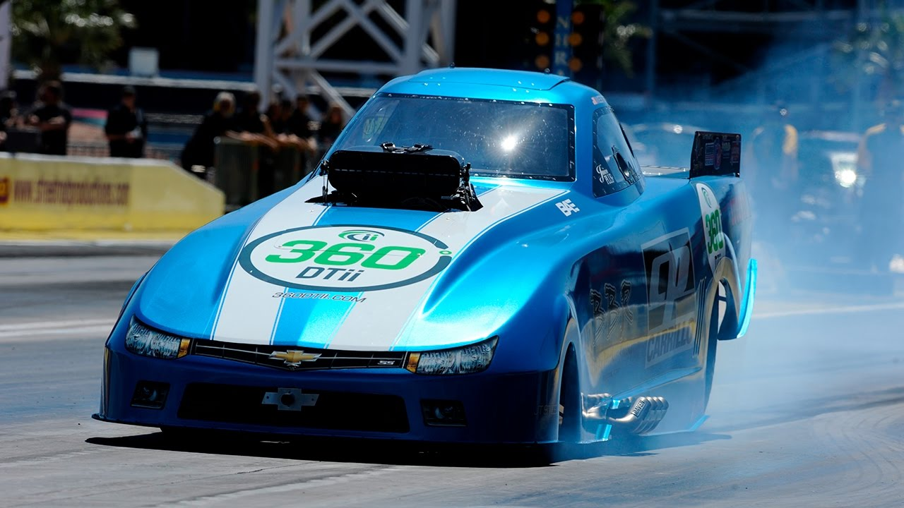 Shane Westerfield Picked Up Top Alcohol Funny Car Win No -9144