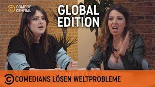 Comedians Lösen Weltprobleme – Sexuelle Belästigung