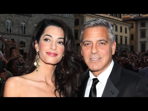 Watch George Clooney Profess His Love for Amal Alamuddin