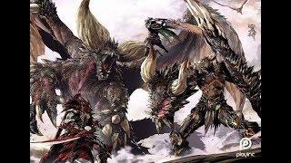 Monster Hunter World PC Tempered Nergigante Speedrun 1:56 min Greatsword