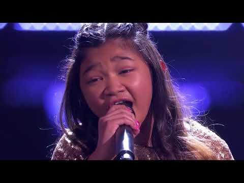 Angelica Hale  - Symphony - Intro, Performance, End. Best quality.