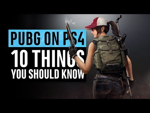 pubg-on-ps4-|-10-things-you-need-to-know-(playerunknown's-battlegrounds)