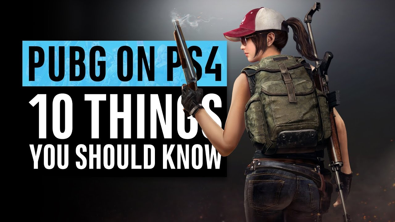 Pubg On Ps4 10 Things You Need To Know Playerunknown S