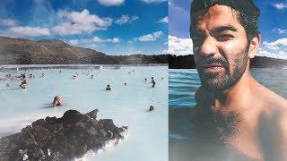 تجربة السباحة في الينابيع الحارة لأول مرة