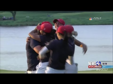 Arizona Women's golf wins National title