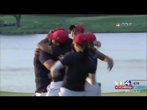 Arizona Women's golf wins National title