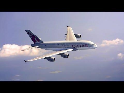 تختفي جميع الحدود، ويبقى الأفق - الخطوط الجوية القطرية