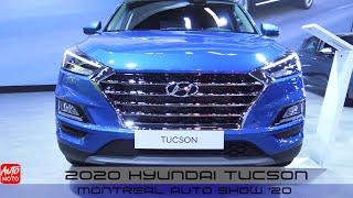 2020 Hyundai Tucson - Exterior And Interior - Montreal Auto Show 2020