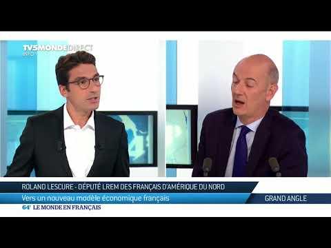 Roland Lescure : Vers un nouveau modèle économique français
