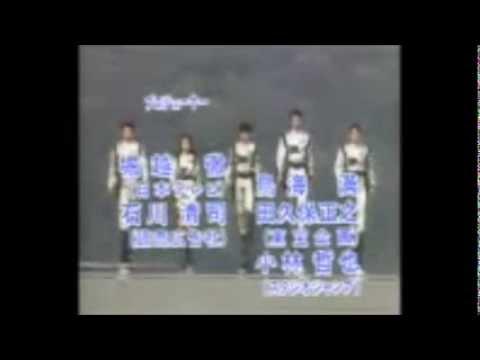 CYBERCOPS OS POLICIAIS DO FUTURO. antigo seriada japoness da rede manchete