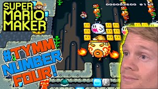 BRO, EXCUSE ME?! - Super Mario Maker - #OshiSMM #TYMM Thank You Mario Maker [4]