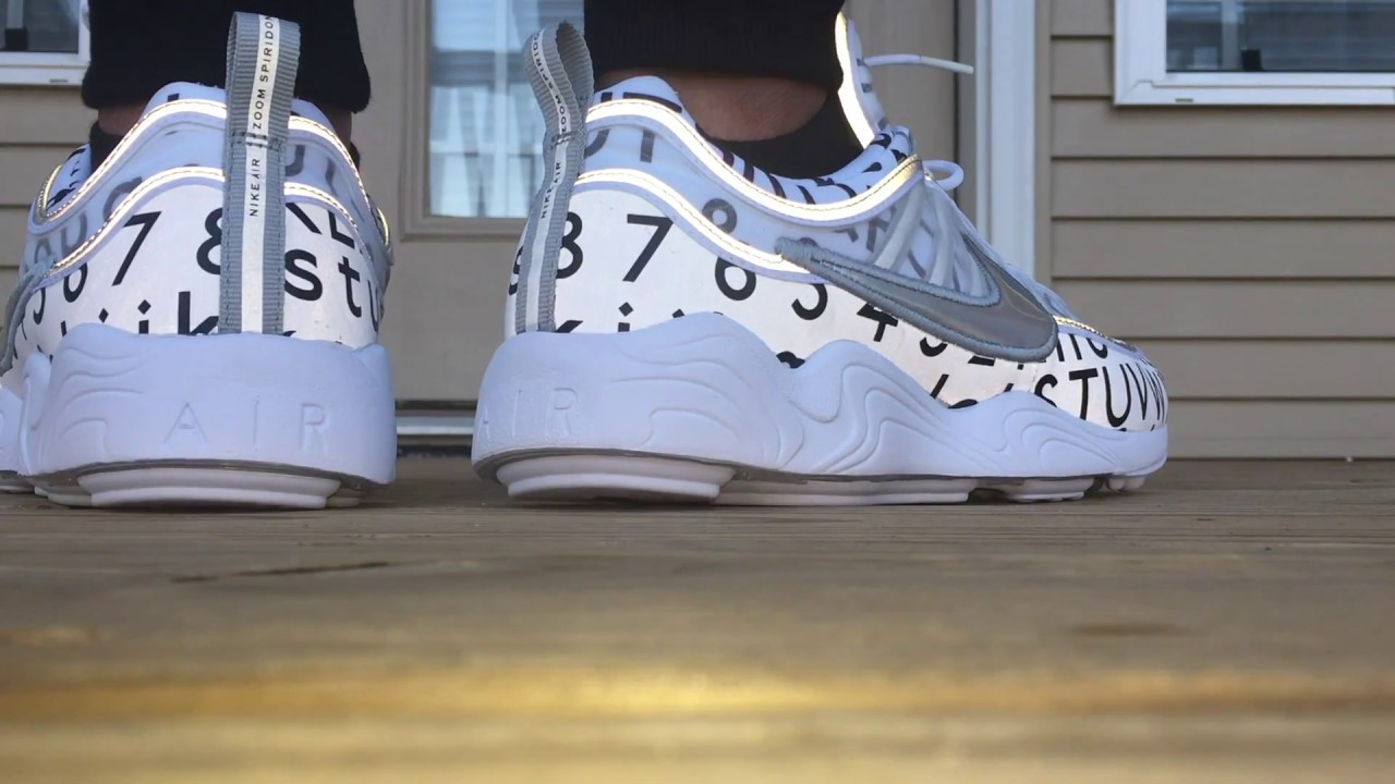 promo code b57c0 7ecd5 Nike Lab x Roundel Air Zoom Spiridon GPX On Foot Look! - You