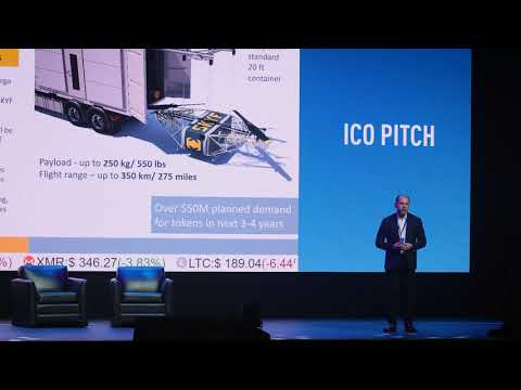 Alexander Timofeev  - SKYFchain  -  The North American Bitcoin Conference 2018