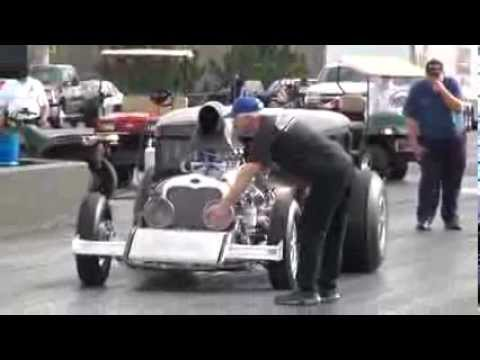 Robert Killian 2000HP World's Fastest Rat Rod 28 Ford Street Legal