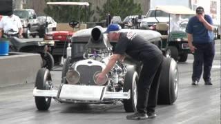 Robert Killian 2000HP World's Fastest Rat Rod 28 Ford Street Legal