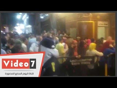 ازدحام على سينمات وسط البلد فى ثالث أيام عيد الفطر والشرطة تنظم الدخول  - 23:21-2018 / 6 / 17