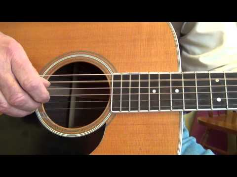 How to Fingerpick Hello in There