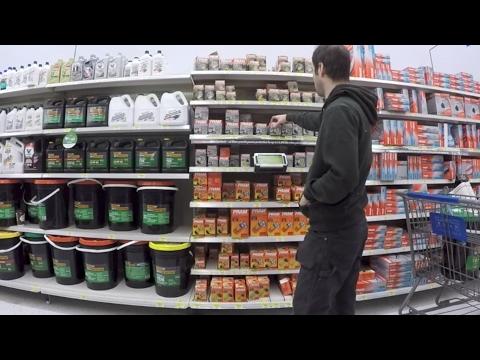 Oil Change time / Walmart / Princess auto