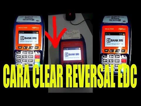 CLEAR REVERSAL EDC BRILINK