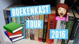BOEKENKAST TOUR - NOVEMBER 2016 | Fleurine & Boeken