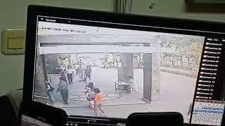DETIK-DETIK LEDAKAN BOM BUNUH DIRI DI HALAMAN GEREJA ST. MARIA TAK BERCELA SURABAYA 13 MEI 2018