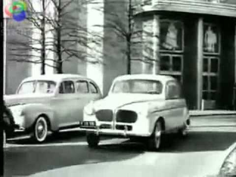 Henry Ford's Plastic Hemp Car