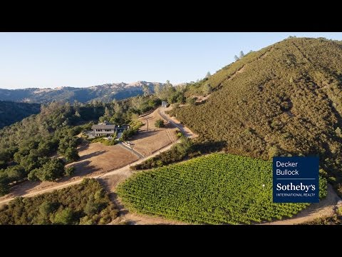 3040 Chiles Pope Valley Rd Saint Helena CA | St Helena Homes for Sale