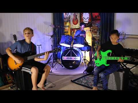 Polarize by Twenty One Pilots - live band cover (instrumental)