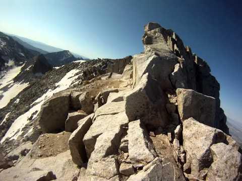 Lone Peak Summit Ridge 07 23 11 by rmjwinters