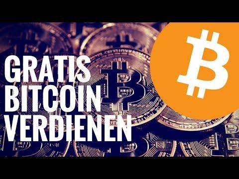 Gratis Bitcoin Verdienen met Bitcoin Faucets