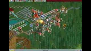 Rollercoaster Tycoon 2 - Forest Frontiers