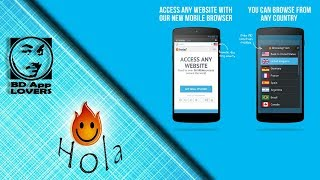 Hola VPN Proxy App Review For Free - Best Feature
