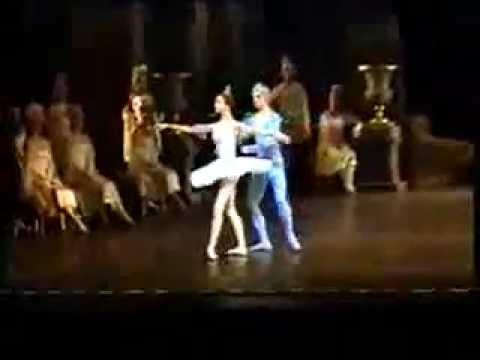 Svetlana Zakharova dances Princess Florine from Sleeping Beauty