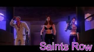 Saints Row - Трейлер к новому видео.