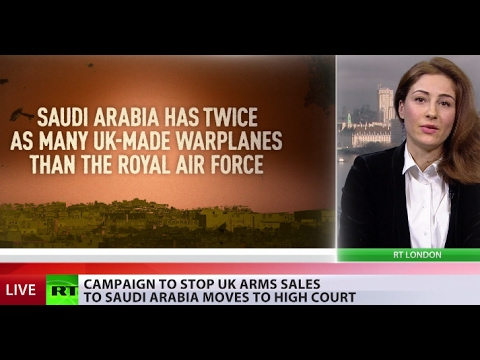 Farewell to arms? Campaign to stop UK arms sales to Saudi Arabia moves to High Court