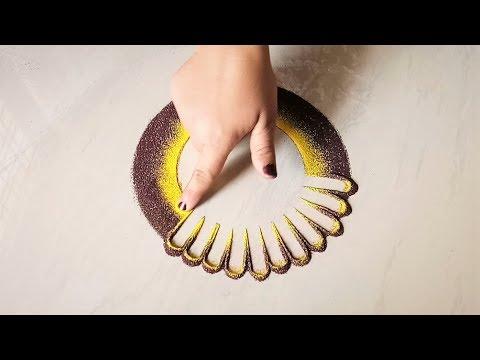 Innovative Rangoli New Design thumbnail
