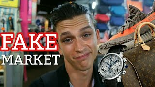 Hong Kong Fake Market Spree !