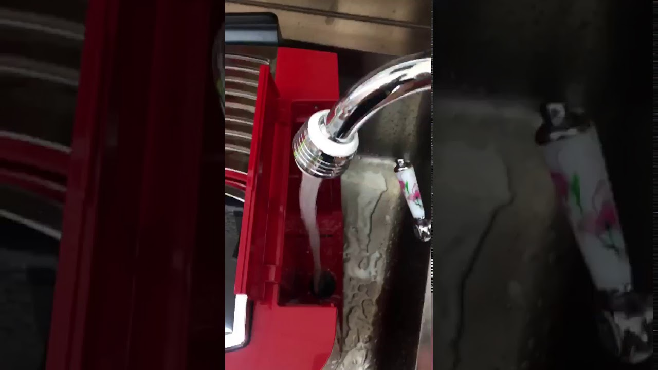 (華而優) KALERM咖樂美咖啡機 水箱清洗 - YouTube