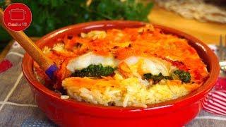 Самый Удачный Рецепт Рыбы и Риса!