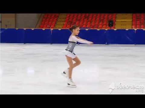 Первенство Мегаспорта. 2 сп ПП. Елизавета КУЛИКОВА (2008)