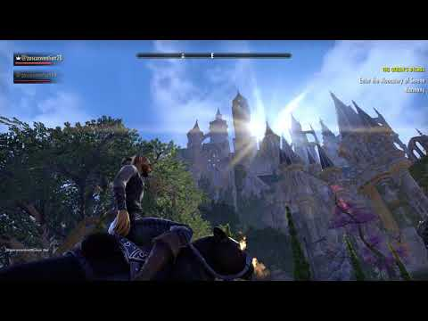 The Elder Scrolls Online: Summerset - Gameplay and the Summerset Isles (Preview Event London)