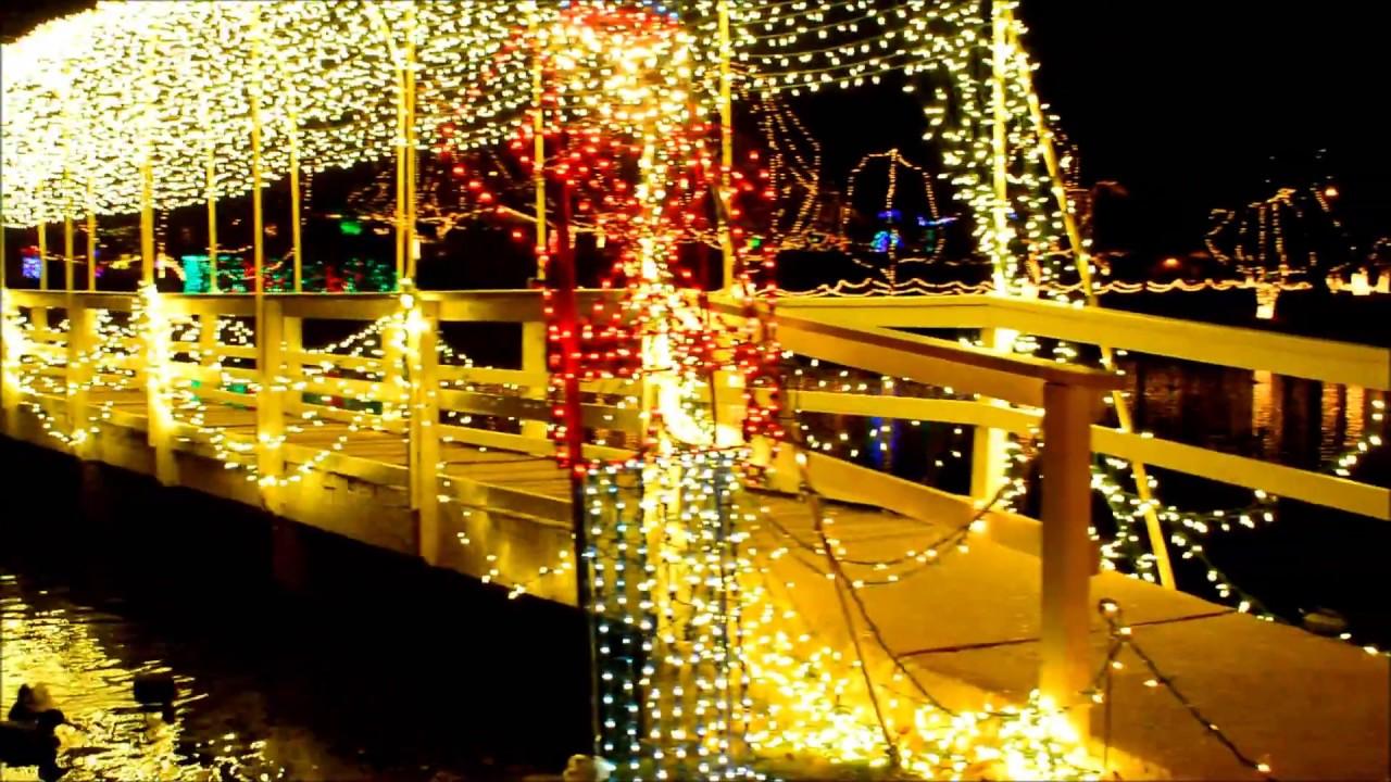 2016 festival of light chickasha oklahoma youtube - Chickasha Christmas Lights
