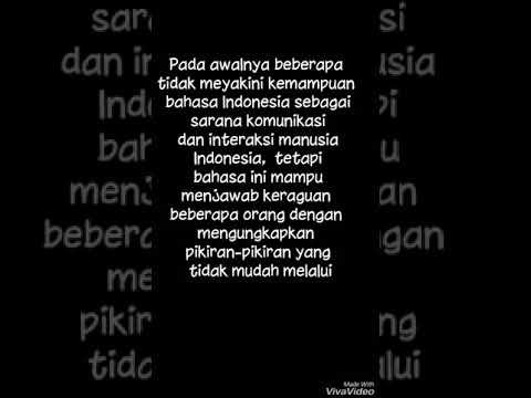 Fungsi dan Kedudukan Bahasa Nasional oleh: Nur Magfirah Sila