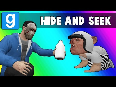 Gmod Hide and Seek Baby Edition! (Garry's Mod Funny Moments)