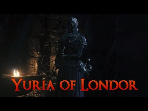dark souls 3 how to keep yuria alive