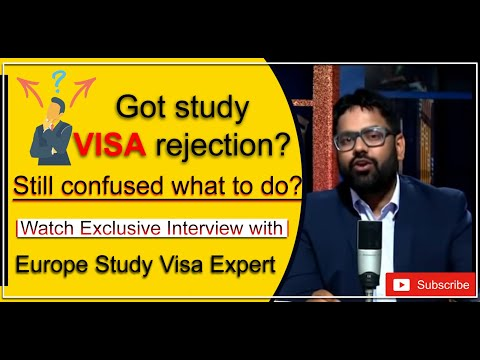 What to Do If Your Europe Visa Application Is Rejected