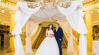 видео Свадебные залы Москвы