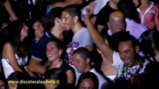2010-La Domenica Italiana - Discoteca La Pineta - 29 Agosto