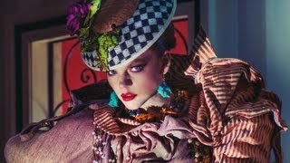 Crazy Couture in the Hamptons: Miss Aniela New York Fashion Shoot Experience
